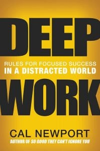Deep Work is Significant Work